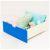Ящик для кровати Бельмарко Skogen синий