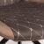 Стул TetChair Kelt черный/коричневый