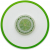 Крышка Zepter VacSy VS-014-08 зелёный