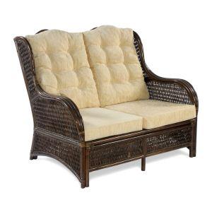 Купить Комплект мебели ЭкоДизайн Palermo New (диван + 2 кресла + журнальный стол) 11/02 цвет браун