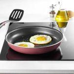 Набор сковород Tefal Ingenio Red 04175820 3 пр. цвет красный