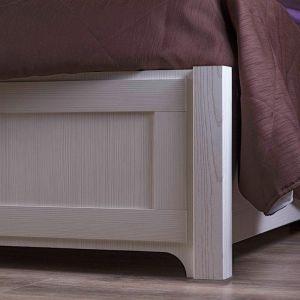 Купить Кровать ГМФ К307 люкс Карина 160*200 с подъемным механизмом цвет бодега светлый