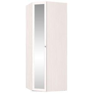 Купить Шкаф угловой ГМФ ШУ56 Карина с зеркалом цвет бодега светлый
