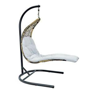 Купить Подвесное кресло ЭкоДизайн Relaxa Y0088 цвет brown