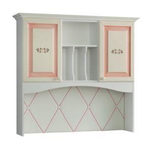 Купить Надстройка к столу Мебельсон ПС1200 Алиса цвет белый/крем