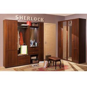 Купить Прихожая ГМФ Sherlock цвет орех шоколадный