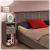 Купить Кровать ГМФ К43 140*200 без основания Sherlock цвет ясень анкор темный