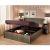 Купить Кровать ГМФ К43.2 140*200 с подъемным механизмом Sherlock цвет ясень анкор темный