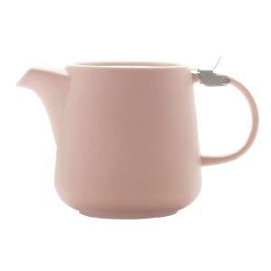 Купить Чайник заварочный Анна Лафарг Оттенки с ситечком 0,6 л цвет розовый