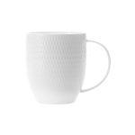 Кружка Анна Лафарг Даймонд 0.37 л цвет белый