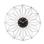 Настенные часы Арти М 764-017 цвет чёрный