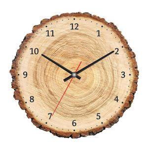 Купить Настенные часы ПостерМаркет CL-06 Дерево цвет дерево