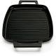 Сковорода-гриль Polaris Bellagio-36G без крышки Ø36 см цвет черный