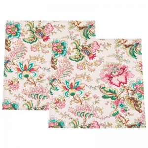 Купить Набор салфеток Арти М 850-832-4 Райский сад (2 шт.) 40*40 цвет мультиколор