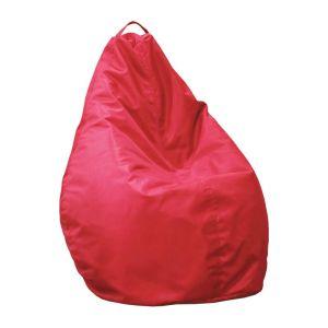 Купить Пуф Комфорт-S Груша new цвет оксфорд 240 красный