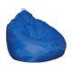 Пуф Комфорт-S Груша-2 цвет оксфорд 240 синий