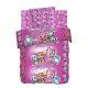 Постельное бельё ОТК 1,5-сп. (70*70) Щенячий патруль 8860+8786 вид 2 Скай и Эверест цвет розовый