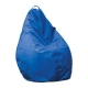 Пуф Комфорт-S Груша цвет оксфорд 240 синий