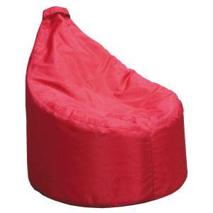 Купить Пуф Комфорт-S Груша-3 мини цвет оксфорд 240 красный