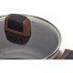 Кастрюля Polaris Grafitech-24C 4,5 л. цвет коричневый