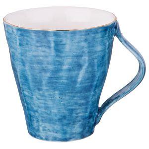 Купить Кружка Арти М 388-575 Колор де Аква 350 мл цвет синий