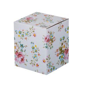 Купить Сахарница Арти М 54-391 с ложкой Мадемуазель Кики 10*10*12 см цвет мультиколор