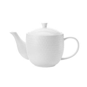 Купить Чайник заварочный Анна Лафарг Даймонд 0,8 л цвет белый