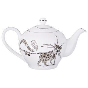 Купить Чайник заварочный Арти М 264-871 Котики 600 мл