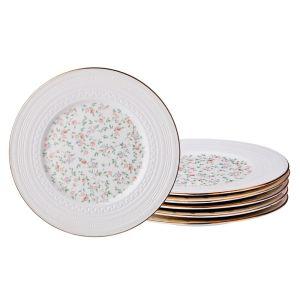 Купить Набор тарелок Арти М 760-577 десертный (6 шт.) Фабьен 19 см