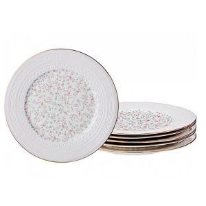 Купить Набор тарелок Арти М 760-578 (6 шт.) Фабьен 27 см