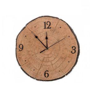 Купить Настенные часы Арти М 220-221 Tree 32*31*4 см цвет дерево