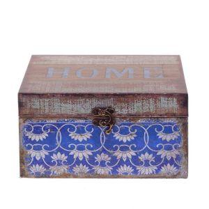 Купить Набор шкатулок РЕМЕКО 266147 (2 шт.) Home цвет синий