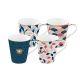 Чайный набор Анна Лафарг EL-R0128/CMHO (4 кружки) Милый дом 300 мл