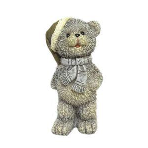 Купить Фигурка декоративная Феникс-Презент 79167 Мишка в пути 5*4,5*10 см