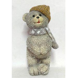 Купить Фигурка декоративная Феникс-Презент 79168 Мишка любопытный 5,5*5*10,5 см
