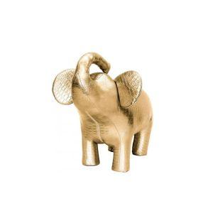 Купить Пуф Мебель Импэкс Слон-2 цвет золотистый