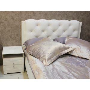 Купить Кровать Аквилон К14 140*200 с подъемным  механизмом Капелла цвет туя светлая