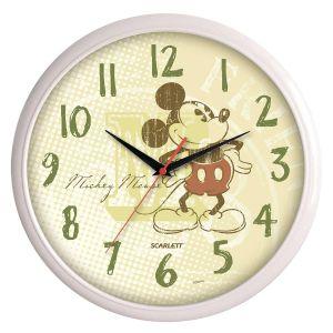 Купить Настенные часы Scarlett SC-WCD03M
