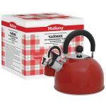 Чайник на плиту Mallony MAL-039-R цвет красный