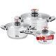 Набор посуды Lara LARA LR02-104 Adagio