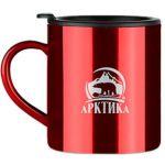 Термос Арктика 102-1000S цвет красный