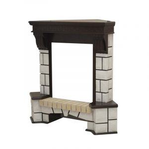 Купить Портал РеалФлейм Stone Corner new 26/HL DN-857