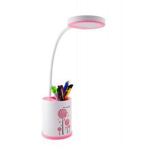 Купить Светильник Лючия L529 Лючия Органайзер розовый св/диод цвет розовый