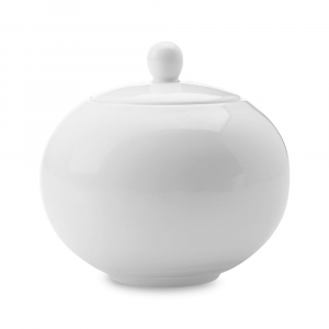 Купить Сахарница Анна Лафарг MW504-FX0175 Белая коллекция 0,4 л цвет белый