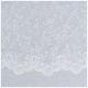 Скатерть Арти М 805-003 с напероном Нежная мята 180 см цвет мятный