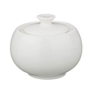 Купить Сахарница Арти М 199-074 Вейв 250 мл цвет белый