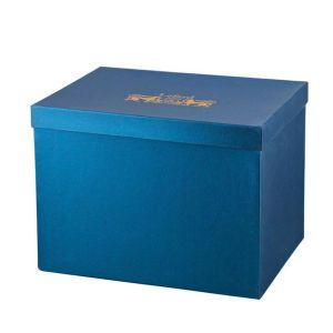 Купить Столовый набор Арти М 760-438 на 6 персон (23 предмета) цвет белый/синий