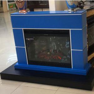 Купить Камин ИнтерФлейм Вега ЕС с Antares 31 LED FX цвет синий
