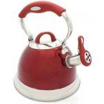 Чайники на плиту Катунь КТ-116R цвет красный