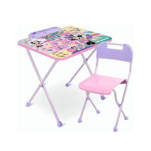 Купить Комплект детской мебели Ника Д1МН Disney 1 Минни Маус